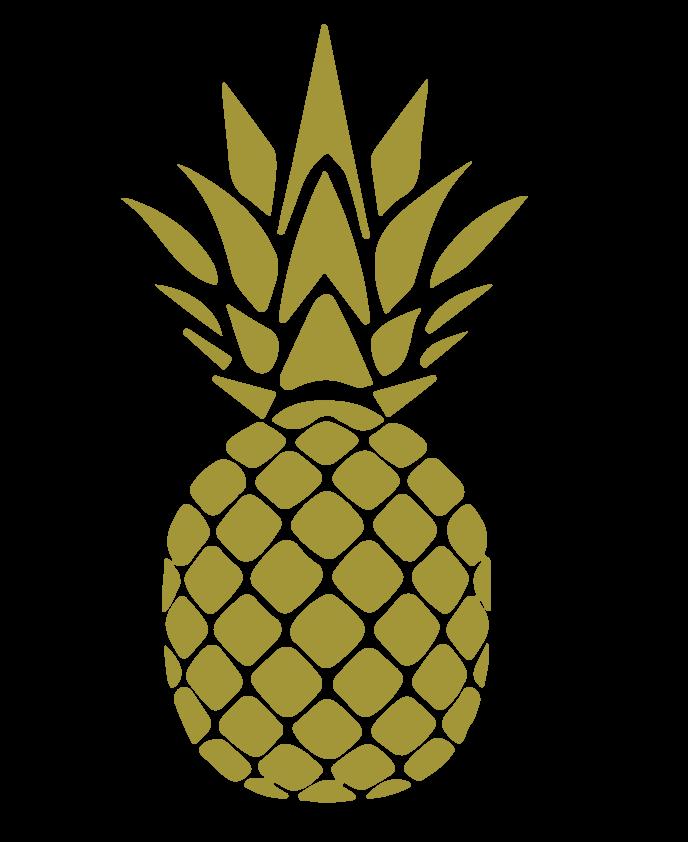 SSP Pineapple transparent